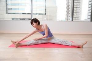 ストレッチ ― 腰痛の改善、ダイエットに効果的?