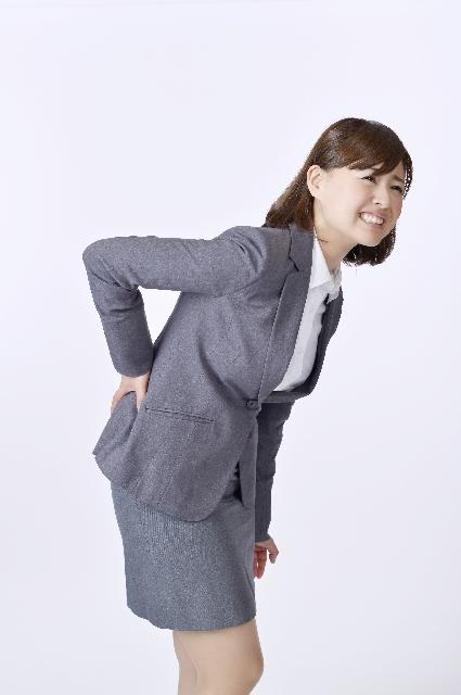 ぎっくり腰 治療と予防 円皮鍼と操体法でセルフケア!