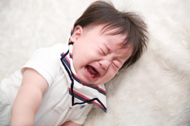 赤ちゃんの夜泣き対策、やっぱりこれでしたか!?