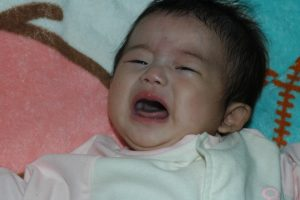 新!!赤ちゃんの夜泣き黄昏泣き対策!?トランポリンを使うといいらしい?